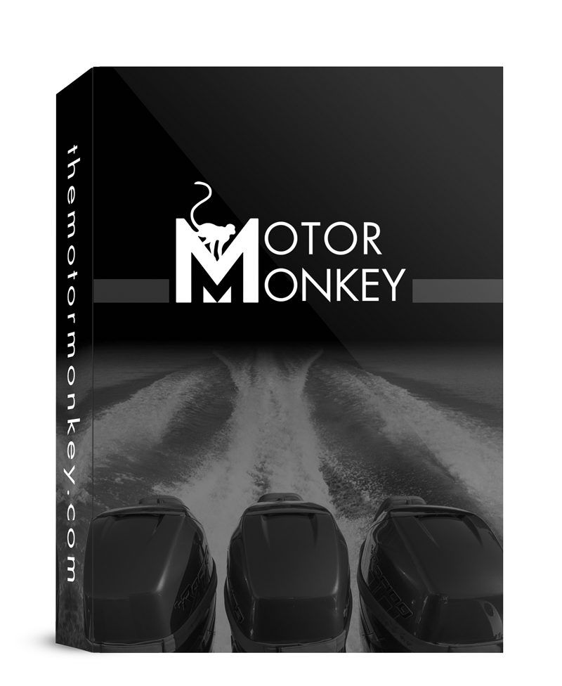 Motor Monkey packaging