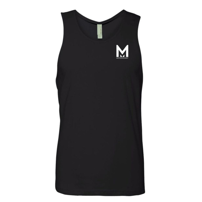 Motor Monkey- Mens Next Level Tank